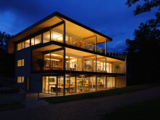 Kronplatz LOFT Bruneck - 75 m² - riverside penthouse apartment -