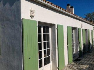 Maison plein pied 125m2 calme avec jardin clos - La Noue