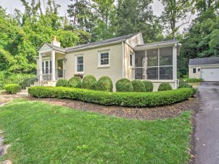 NEW! 'Le Canard' 2BR Arden House Near Asheville!