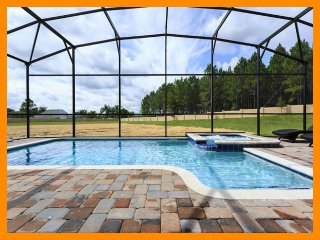 Championsgate 63 - 5 star villa with private pool and game room near Disney