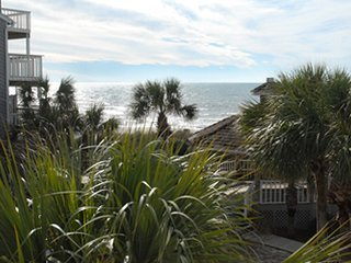 LOADED 1st Tier 2BR with a loft w/3 twins.  20 STEPS to Beach *Pools/Tennis