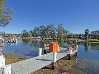 Waterfront on Sandpiper