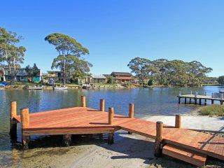 Cormorant Waterfront Home