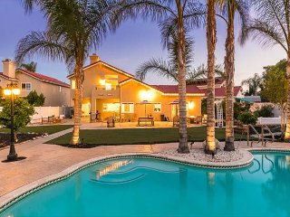Amazing Vacation Home in Wine Country - Pool/Spa, huge backyard to entertain!