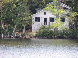 Lakeside home on Songo Pond