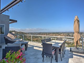 NEW! Mountainside 5BR La Jolla Villa w/ Views!