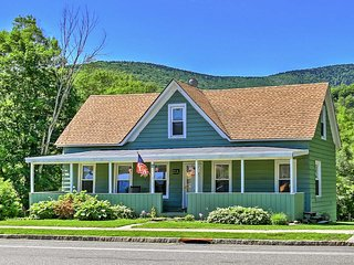 NEW! Historic 5BR Hunter House on Schoharie River
