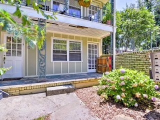 NEW! Charming 1BR Atlanta Condo by Downtown!