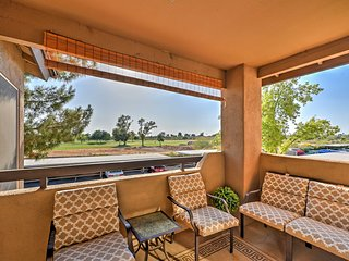 Centrally Located Scottsdale Condo w/ Pool Access!