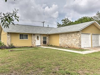 New! 3BR Converse House Close to San Antonio!