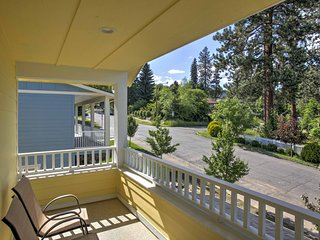 NEW! 3BR Coeur d'Alene Home - Walk to Lake & Parks