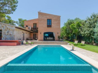 SON FRENCH - Villa for 16 people in Algaida