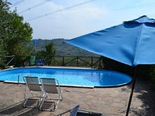 5 bedroom Villa in Spazzavento, Tuscany, Italy : ref 5505533
