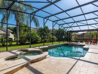Formosa Gardens 35 - villa with pool, game room and theater room near Disney