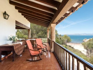 5 bedroom Villa in Cala Blava, Balearic Islands, Spain : ref 5505197