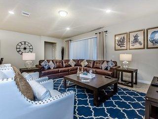 8832MD. Gorgeous 8 Bedroom Pool Home in Windsor at Westside Resort
