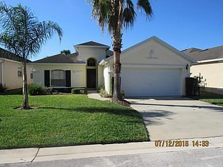 This is a Pool Home property, fully furnished, with a full kitchen, and has all