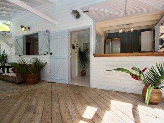 Villa Eden Tropical, petit coin de paradis à Sainte-Anne