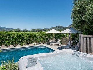 Idyllic 4BR Vineyard Retreat w/ Guesthouse, Pool, & Hot Tub