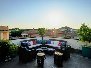 Aventino Deluxe Terrace Penthouse