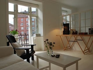 Lovely Copenhagen apartment near Carlsberg st