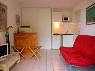 Appartement 2 pièces Rez-de-jardin // Cavalaire