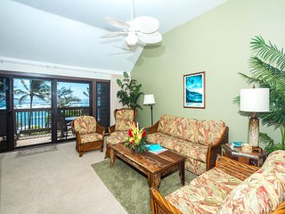 Family Fave for Space+View! Kitchen Ease, Lanai, WiFi, Flat Screens–Kaha Lani