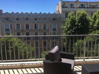 Appartement de haute standing centre de Nice