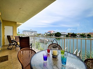 Bay Harbor  302 Radiant Water View of the Bay in this 3 Bedroom 3 Bath Condo in