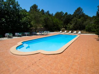 Villa Ardenya for groups of 20 in the hills of Tarragona, only 10km to the