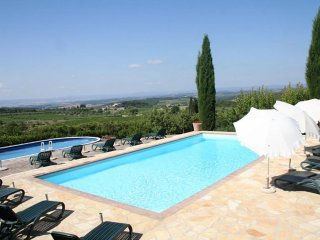 1 bedroom Apartment in Villa A Sesta, Tuscany, Italy : ref 5506448