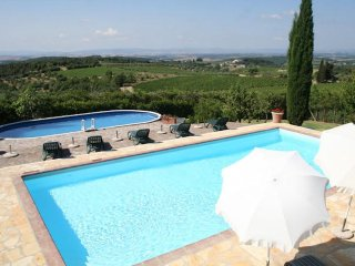 2 bedroom Apartment in Villa A Sesta, Tuscany, Italy : ref 5506440