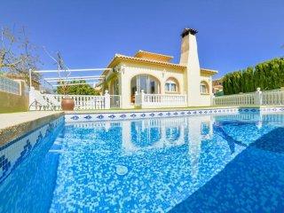 3 bedroom Villa in Casas de Torrat, Valencia, Spain : ref 5506431