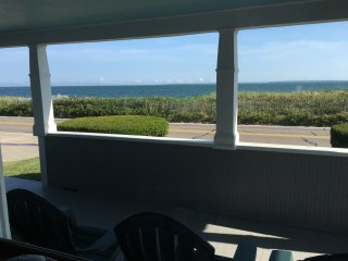 Falmouth! Private Ocean Beach! Stunning Views to Martha's Vineyard!