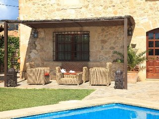 4 bedroom Villa in Cala San Vicente, Balearic Islands, Spain : ref 5506510