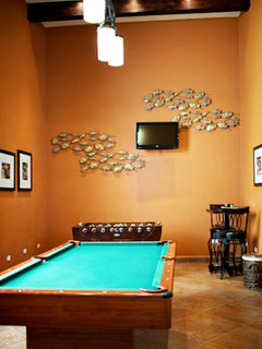 Try out our game room just off the main lobby.