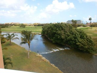 Your view from your private balcony!