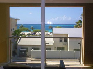 Oasis Delight Two-bedroom condo - OS18 - BEACH VIEW - EAGLE BEACH