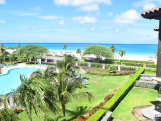 OCEANIA RESORT - Turquoise View Two-bedroom condo - BC353 - BEACHFRONT - EAGLE B