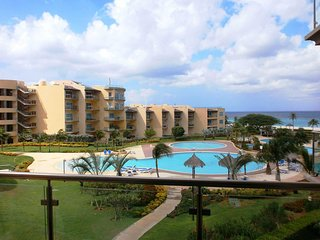 OCEANIA RESORT - Bella Vista Two-bedroom condo - BC356 - BEACHFRONT - EAGLE BEAC