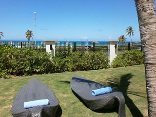 OCEANIA RESORT - Ocean Extravaganza Three-bedroom condo - E121 - BEACHFRONT - EA