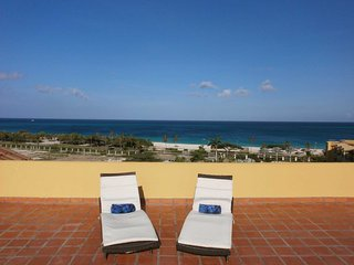 Amber Penthouse Two-Bedroom condo - P512 - BEACHFRONT - EAGLE BEACH