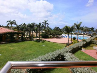 OCEANIA RESORT - Superior View Studio condo - E225-1 - BEACHFRONT - EAGLE BEACH