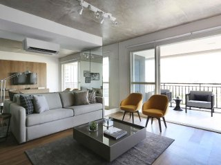 Excelente Studio de 70m² no Brooklin