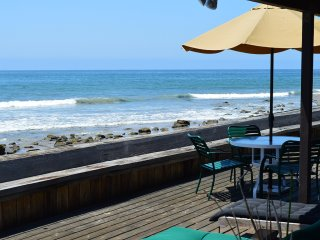 Stelle e Mare.  Spectacular Oceanfront vacation house rental.  180 degrees view.