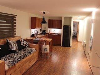 Departamento con amenities de hotel con una vista inigualable a toda la bahía