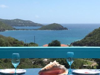'Happy Our' - Island vibe & terrific location,views, rates