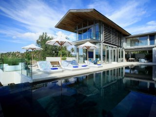 Villa Aqua - an elite haven, 4BR, Natai Beach