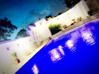 Luxury home, private pool, retreat home, Villa Maxine, hideaway home