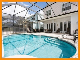 Reunion Resort 911 - Exclusive villa with private pool near Disney